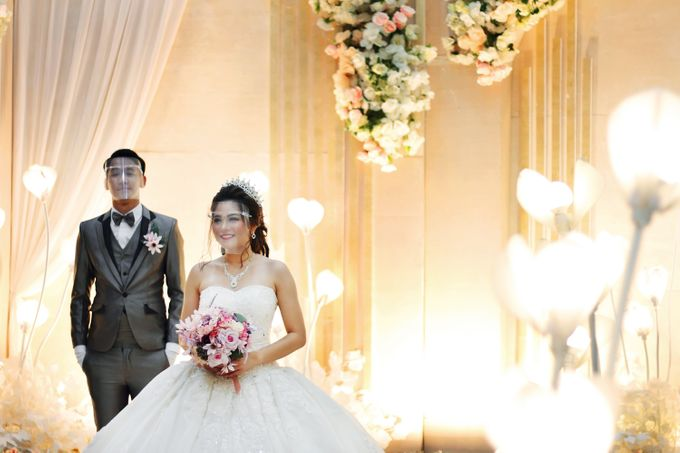 The New Normal Amalia Wedding Simulation 2020 by Retro Photography & Videography - 011