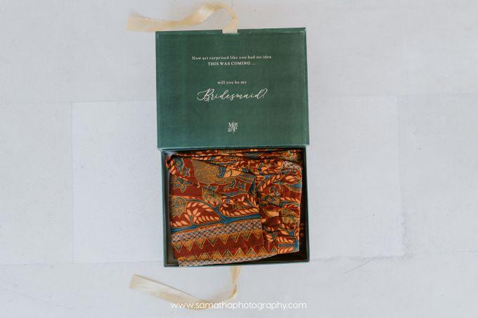 The wedding of Paschalia & Margita by Dona Wedding Decoration & Planner - 010