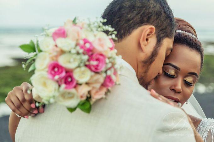 Tenniel and Dean Wedding by D'studio Photography Bali - 018