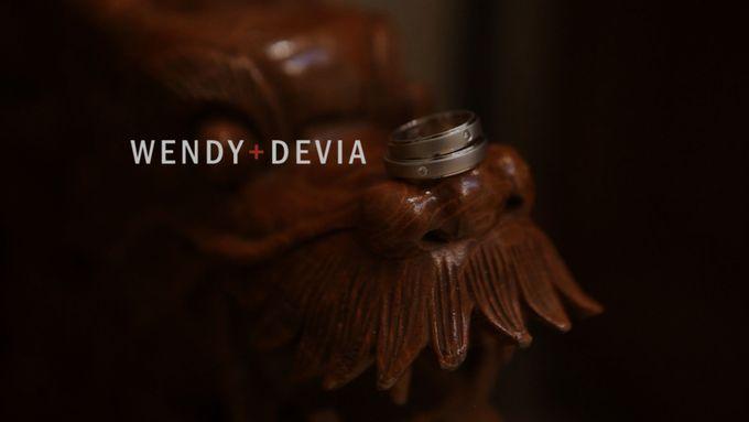 The Wedding of Chandra & Devia by WedConcept Wedding Planner & Organizer - 008