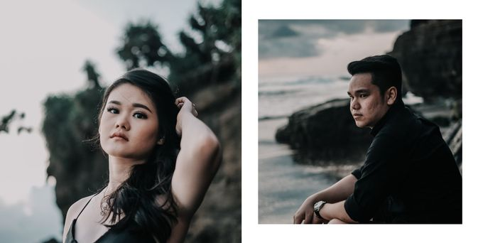 The Bali Prewedding | Kevin & Kristina by Costes Portrait - 001