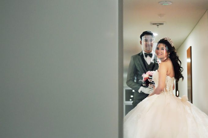 The New Normal Amalia Wedding Simulation 2020 by Retro Photography & Videography - 007