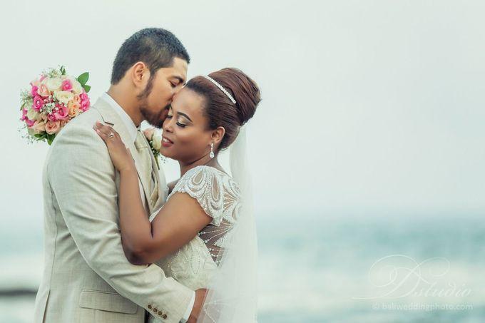 Tenniel and Dean Wedding by D'studio Photography Bali - 019