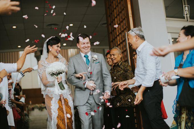Gareth & Sata Wedding by Bernardo Pictura - 039