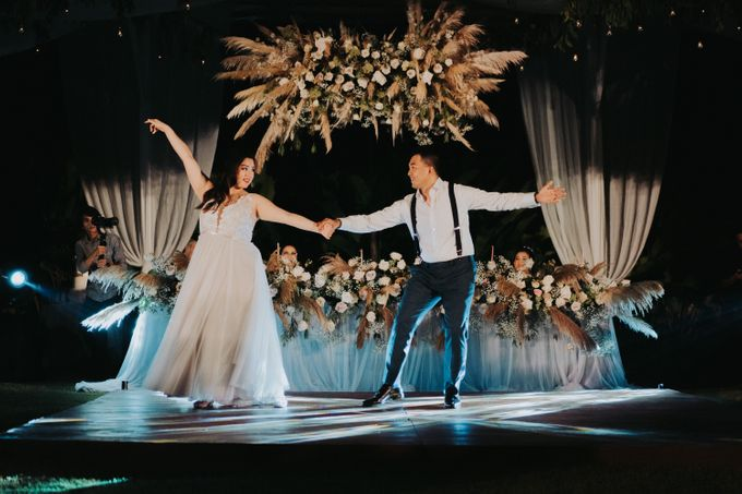 Yosua & Laura Wedding by Tefillah Wedding - 011