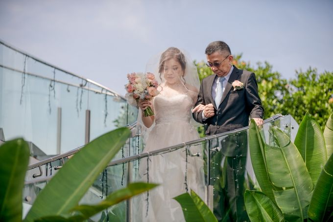 Celebrating Chuin & Faye by Faber Peak Singapore - 004