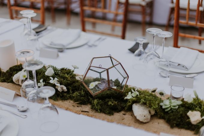 Wedding at Soori Bali by d'Oasis Florist & Decoration - 018