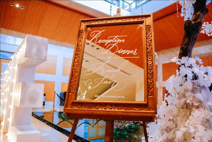 Wedding at Mulia Bali by d'Oasis Florist & Decoration - 019