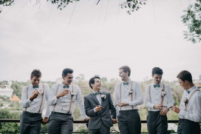 Jessica & Antonio Wedding by Bali Brides Wedding Planner - 010