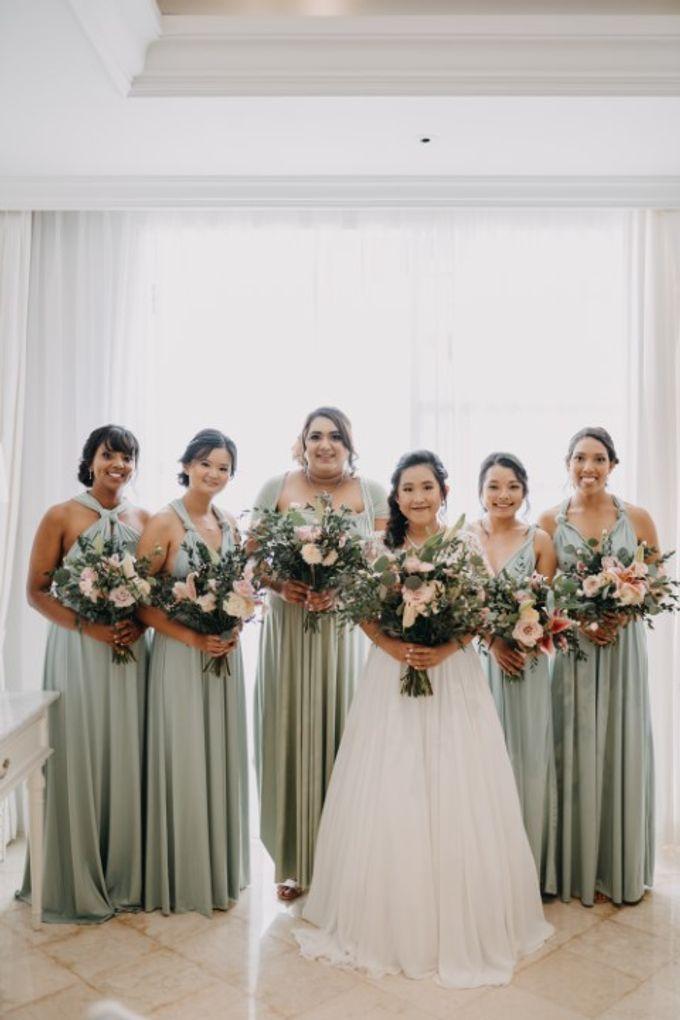 Jessica & Antonio Wedding by Bali Brides Wedding Planner - 011