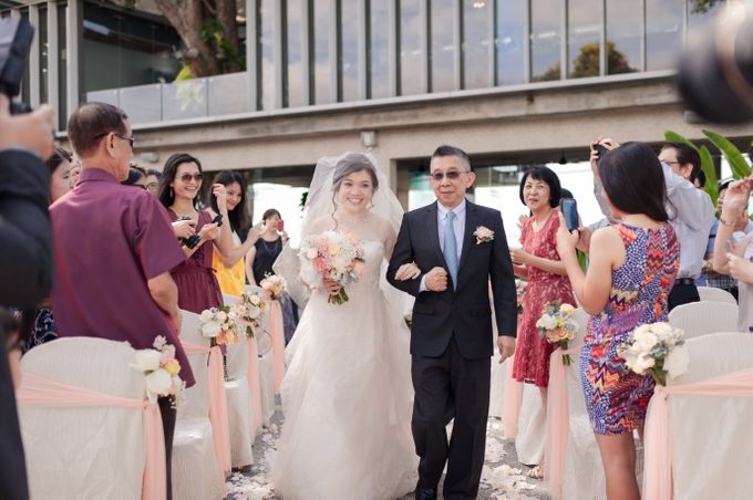 Celebrating Chuin & Faye by Faber Peak Singapore - 005
