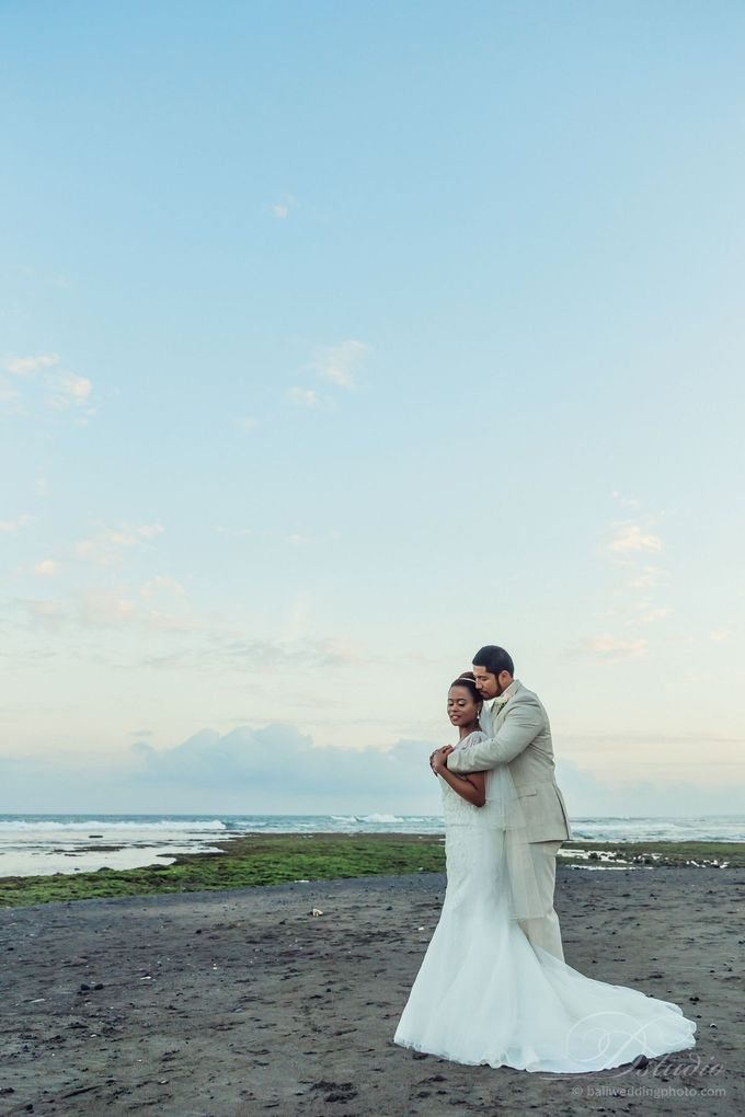 Tenniel and Dean Wedding by D'studio Photography Bali - 021
