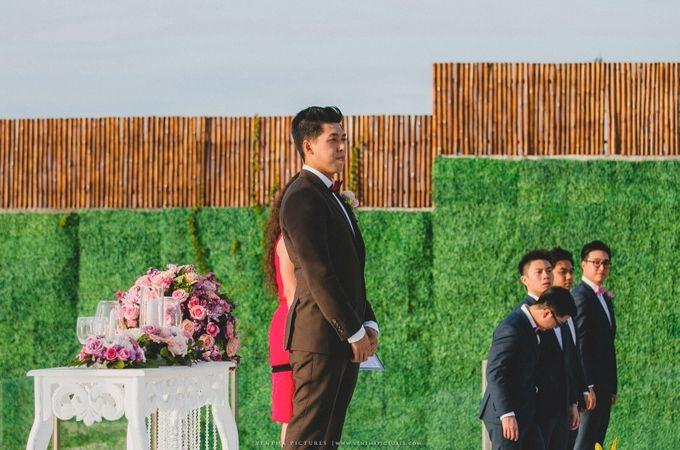 Mr. Erick & Mrs. Decy wedding by Brillington & Brothers - 005
