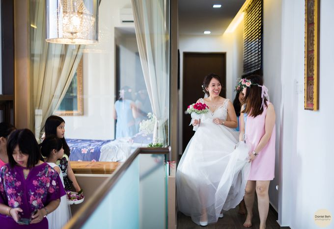 Kay Wee & Jiali wedding day in Swissotel Merchant Court by Daniel Beh Photography - 005