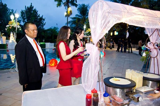 Behind the scenes by deVOWed Wedding & Event Planner - 018
