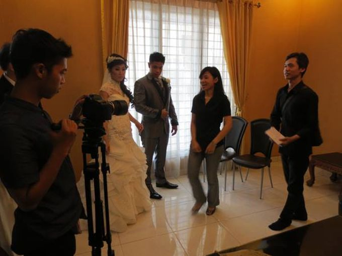 Behind the scenes by deVOWed Wedding & Event Planner - 028
