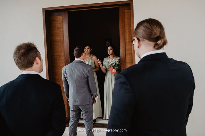 Wedding of  Fannie & Joe by Gusde Photography - 003