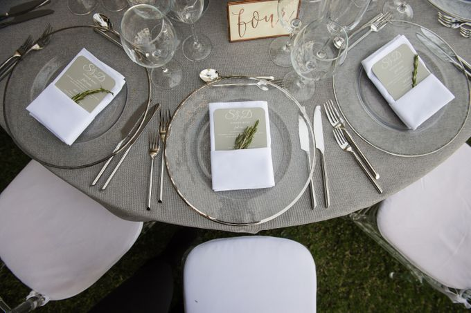 Home Wedding by Creative Touch Party Design - 011