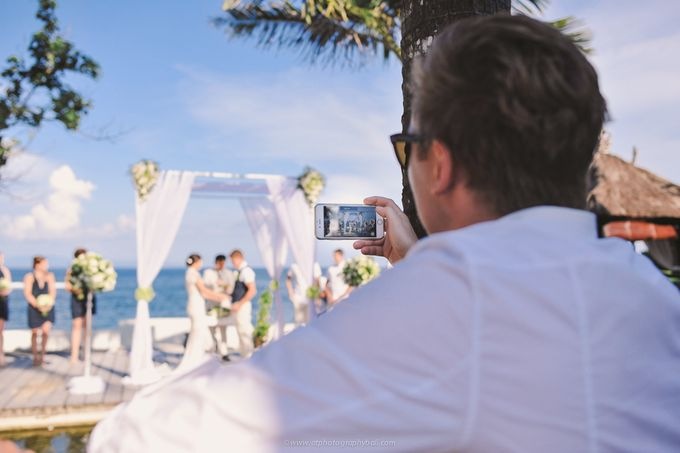 Jade & Jeremy | Wedding in Bali by AT Photography Bali - 014