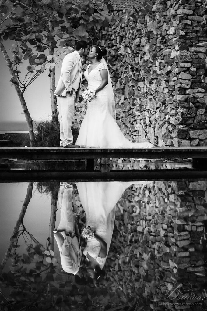 Tenniel and Dean Wedding by D'studio Photography Bali - 022