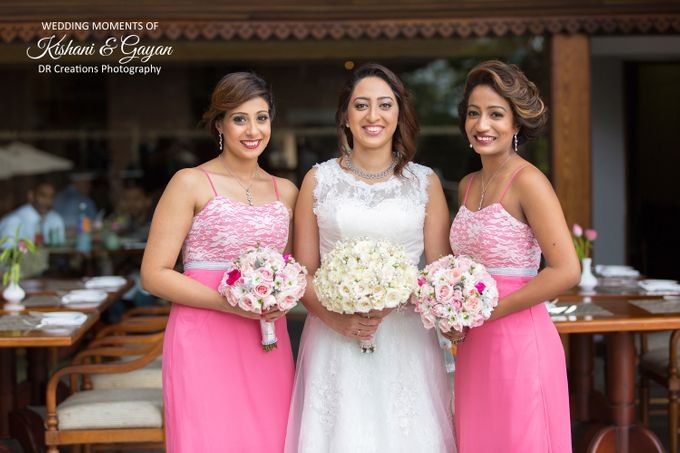 Wedding of Kishani & Gayan by DR Creations - 017