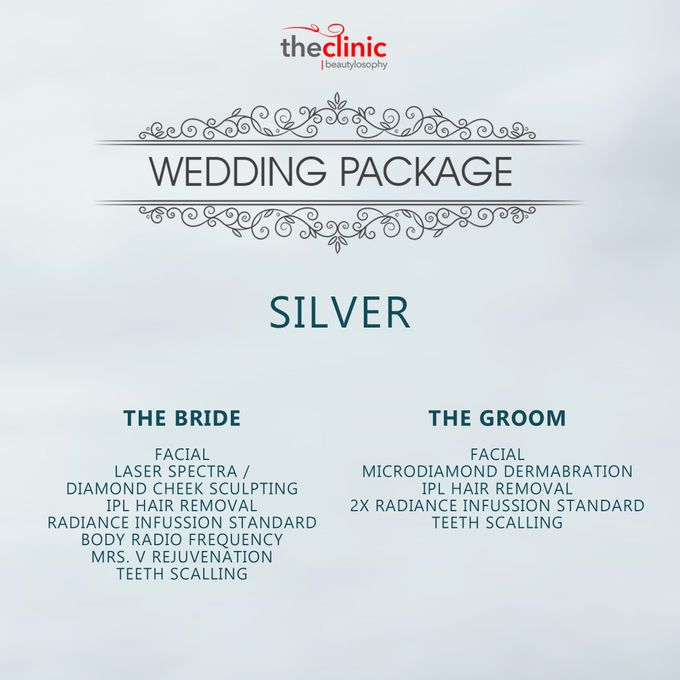 Wedding Package by The Clinic Beautylosophy - 002