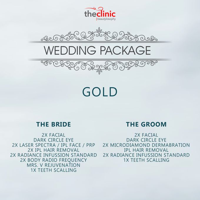 Wedding Package by The Clinic Beautylosophy - 003