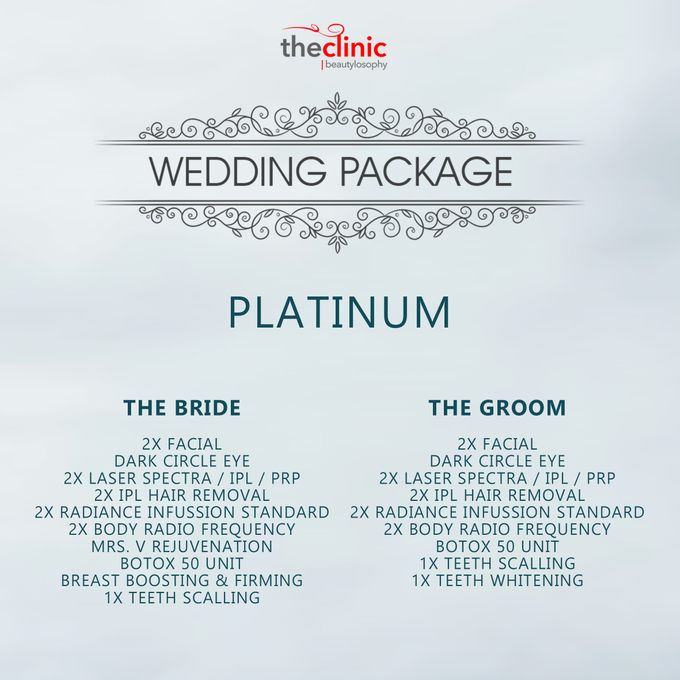 Wedding Package by The Clinic Beautylosophy - 004