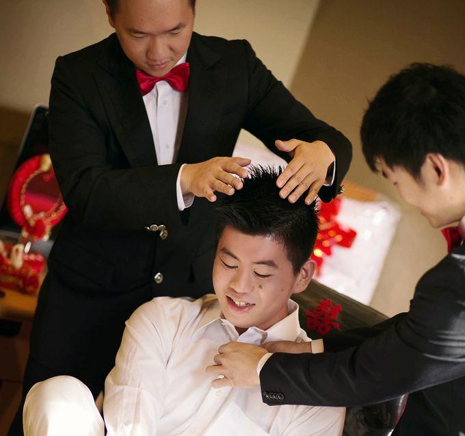 Fery & Nova - Wedding Day by HD Photography - 007