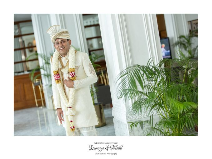 Wedding of Ishwariya & Mathi by DR Creations - 004