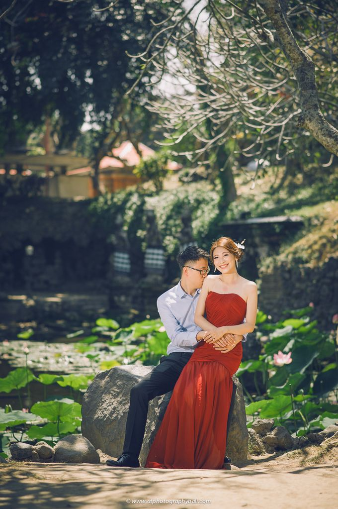 Bali Pre Wedding by AT Photography Bali - 002