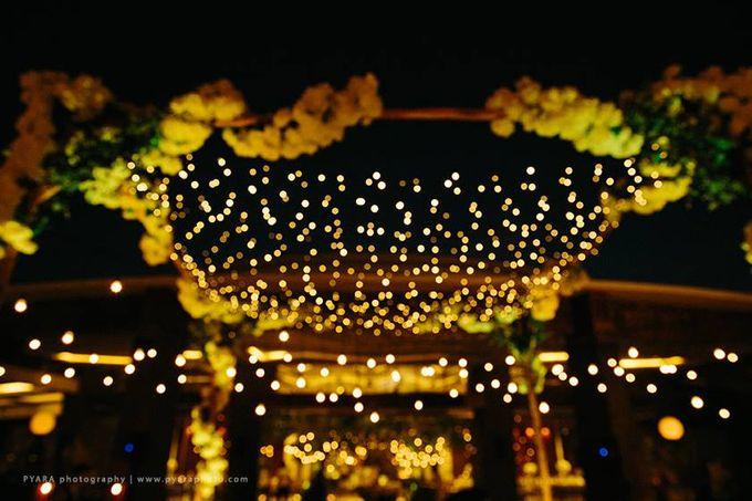 WEDDING OF FRENKY & ELLEN by Sofitel Bali Nusa Dua Beach Resort - 005