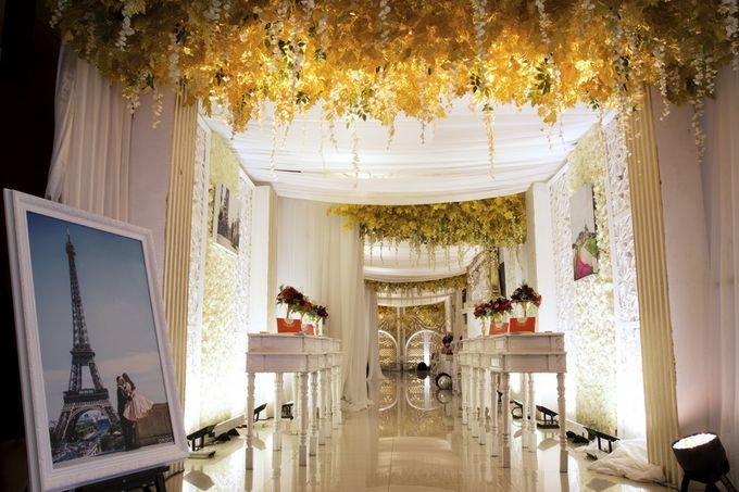 Wedding of Rendy & Fransisca by The Palms Ballroom - 004