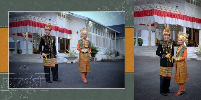 Rara & Fajri by Expose Wedding Photography - 020