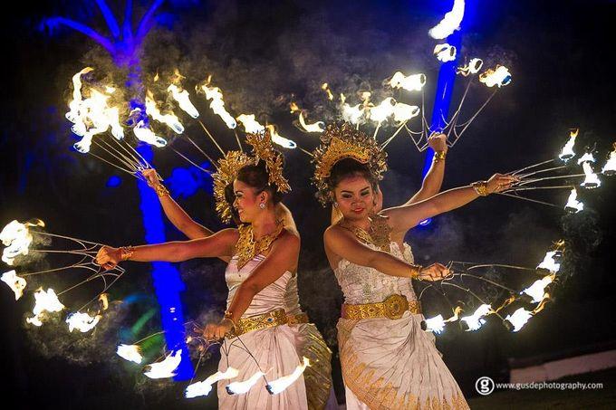 WEDDING OF ARUJ & DOREENA by Sofitel Bali Nusa Dua Beach Resort - 002