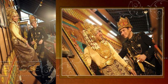 Rara & Fajri by Expose Wedding Photography - 004