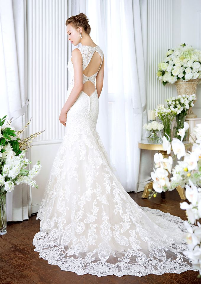 Orchid Wedding Gown Collection by Digio Bridal - 004