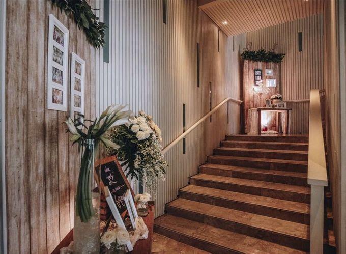 Leike & Yayan Wedding 1 July 2017 by Sheraton Bandung Hotel & Towers - 015