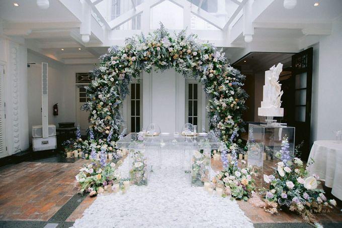 Anton & Azalia Wedding by NOMA Jewelry & Accessories - 025