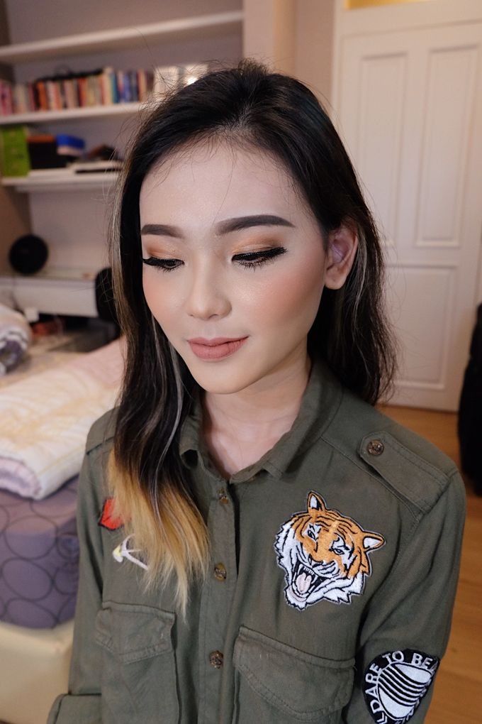 Party Makeup Look by by ivana anneta - 021