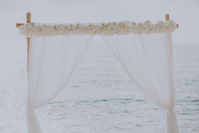 Glamorous destination beach wedding in Lefkada by Your Lefkada Wedding - 028