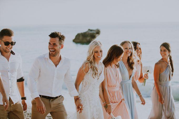 Glamorous destination beach wedding in Lefkada by Your Lefkada Wedding - 035