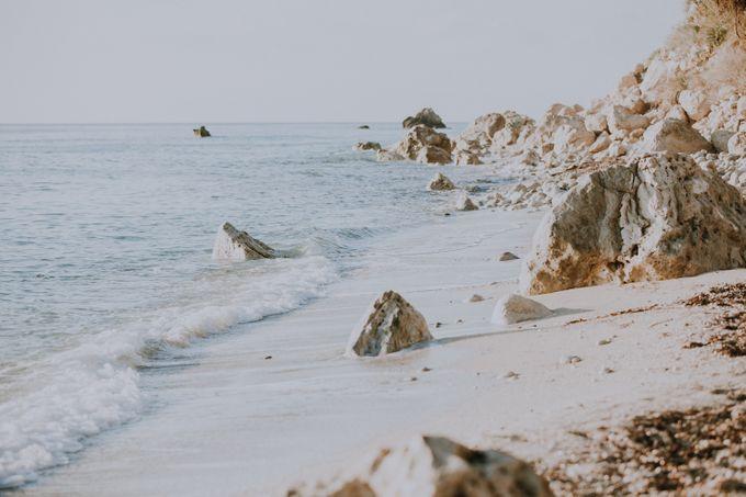 Glamorous destination beach wedding in Lefkada by Your Lefkada Wedding - 037