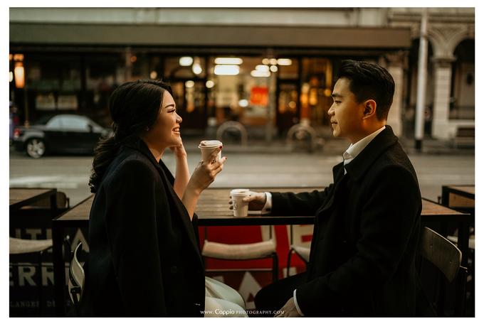 Christian and Gracia Prewedding by Cappio Photography - 005