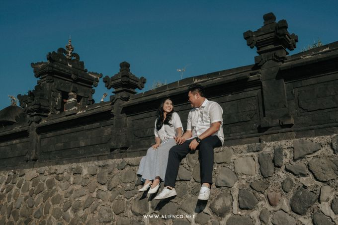 The Prewedding Of Andrew & Dinar by alienco photography - 005