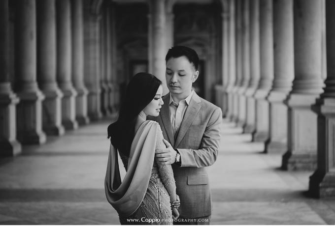 Ivan and Clarine Prewedding by Cappio Photography - 005