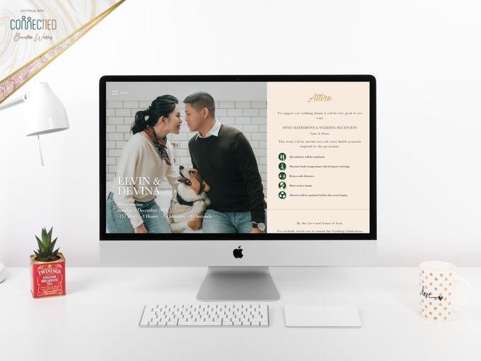 Elvin & Devina - Digital Invitation / Undangan Digital Connectied v1.1 + Live Streaming by Connectied Virtual Wedding - 005