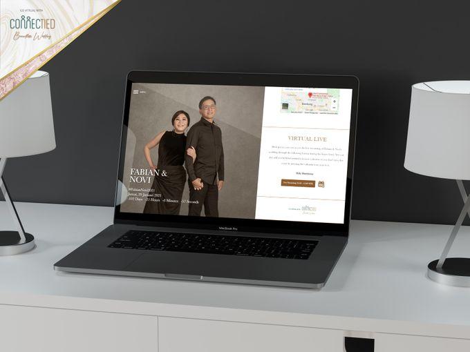 Fabian & Novi - Digital Invitation / Undangan Digital Connectied v2.0 + Live Streaming by Connectied Virtual Wedding - 005