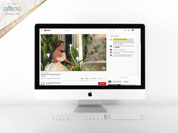 Hans & Grace - Digital Invitation / Undangan Digital Connectied v2.0 + Live Streaming by Connectied Virtual Wedding - 005