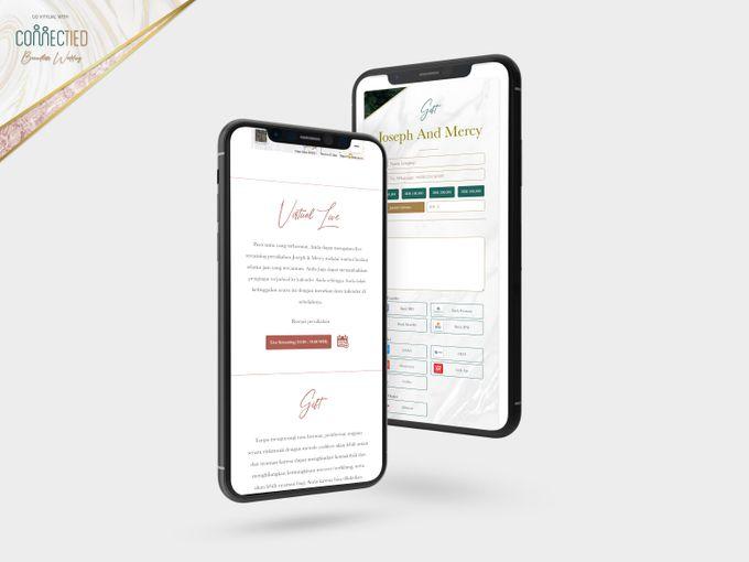 Joseph & Mercy - Digital Invitation / Undangan Digital Connectied v2.0 + Live Streaming by Connectied Virtual Wedding - 005